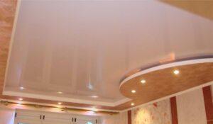 Натяжные потолки Колпино