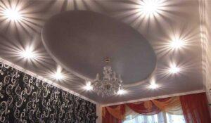 Натяжные потолки Репино, Рощино, Комарово, Зеленогорск